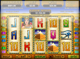 cleopatra slots games