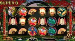 super 6 slots game